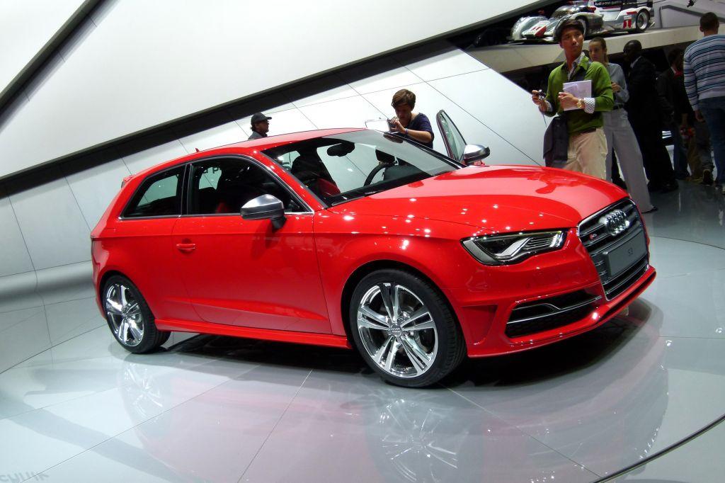 AUDI S3 - Mondial de l'Automobile 2012.com