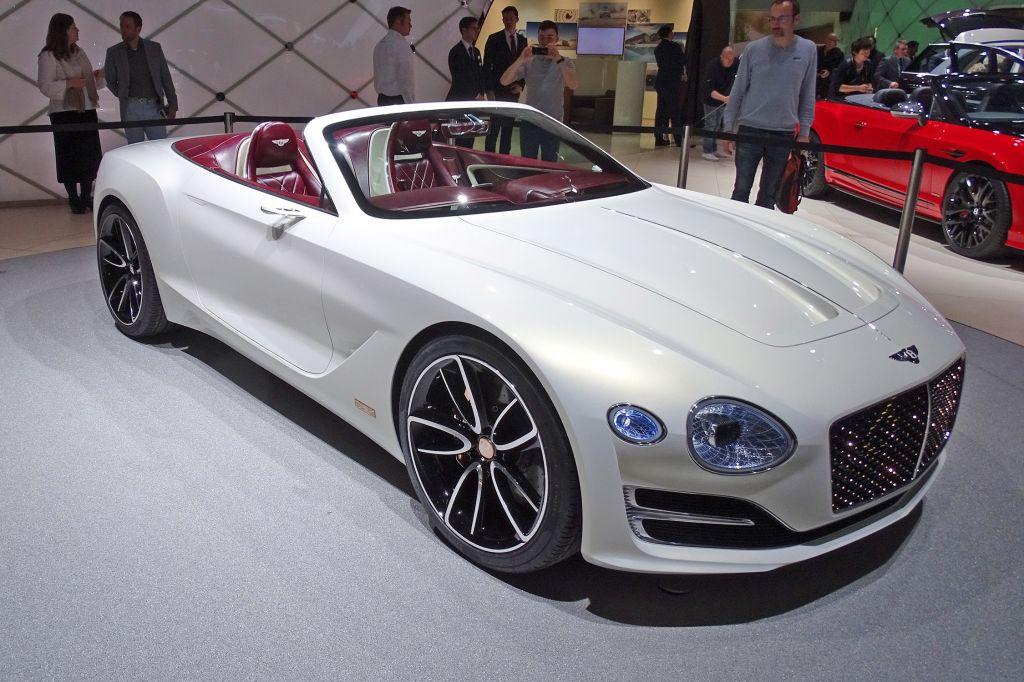 BENTLEY EXP 12 Speed 6e Concept - Salon de Genève 2017.com