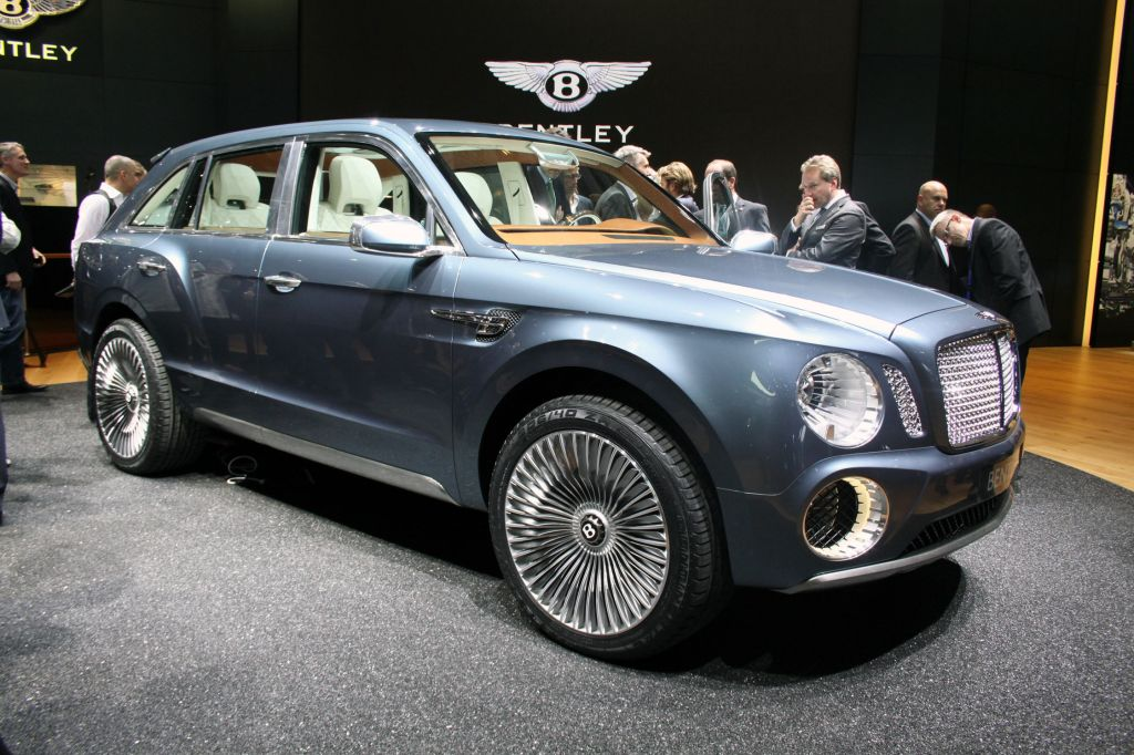 BENTLEY EXP 9 F Concept - Salon de Genève 2012.com