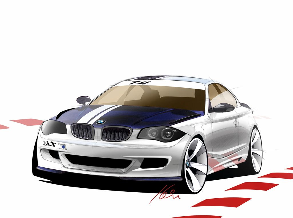 BMW Concept 1 series tii - Salon de Tokyo 2007.com