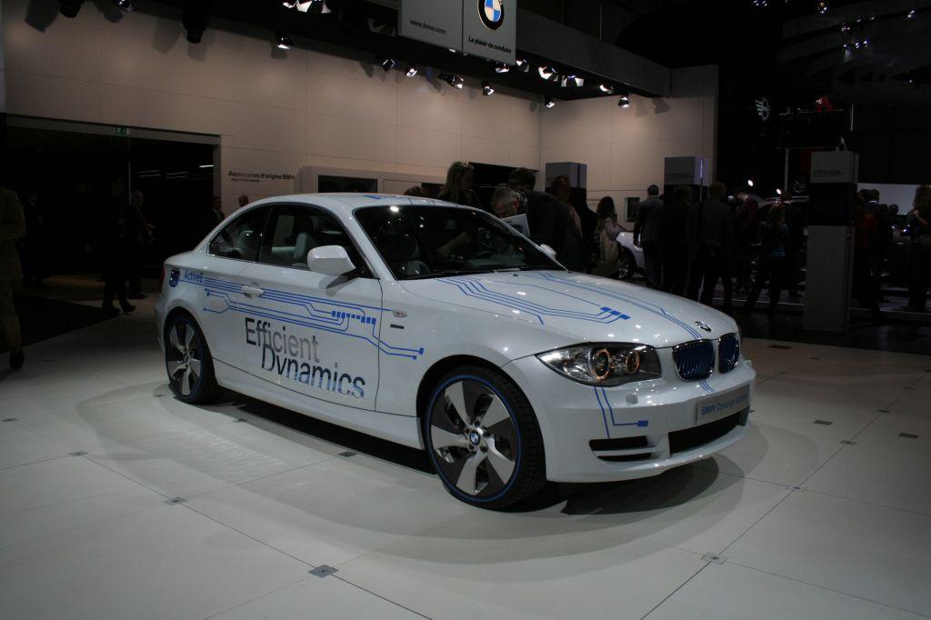 BMW Concept ActiveE - Salon de Genève 2010.com