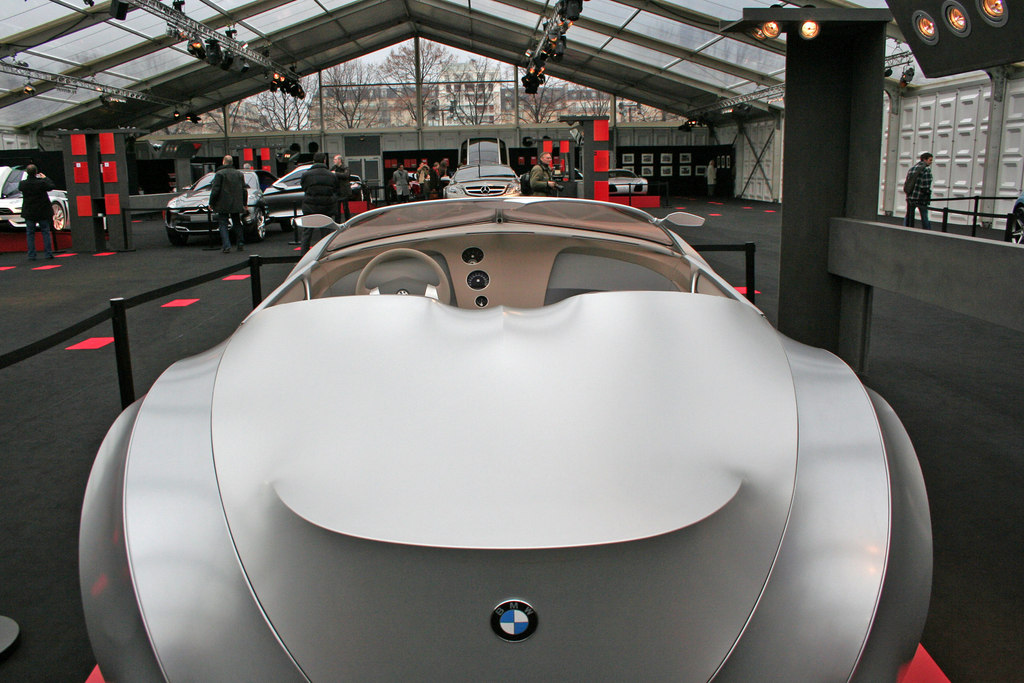 BMW Gina - 24ème Festival Automobile International.com