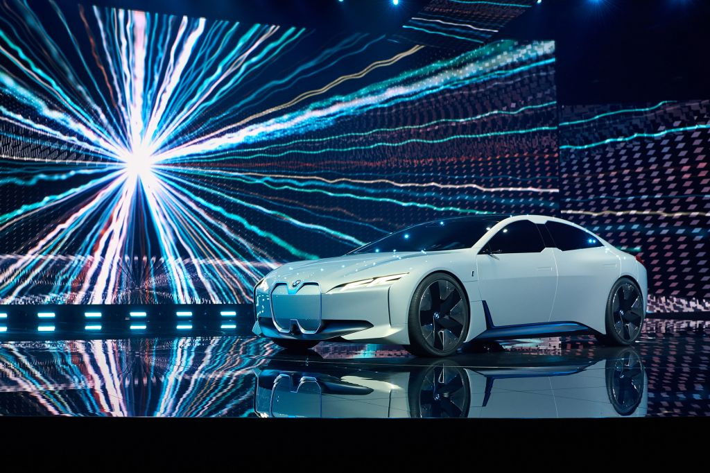 BMW i Vision Dynamics - Salon de Francfort 2017.com
