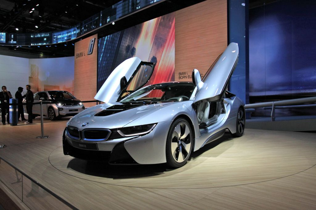 BMW i8 - Salon de Francfort 2013.com