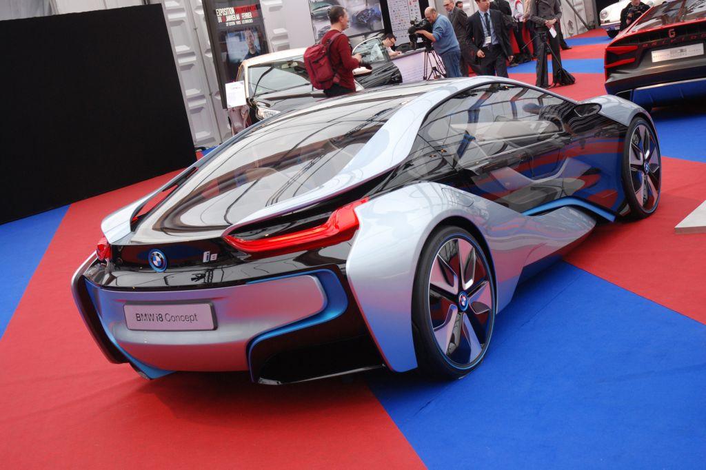 BMW i8 Concept - Salon de Francfort 2011.com