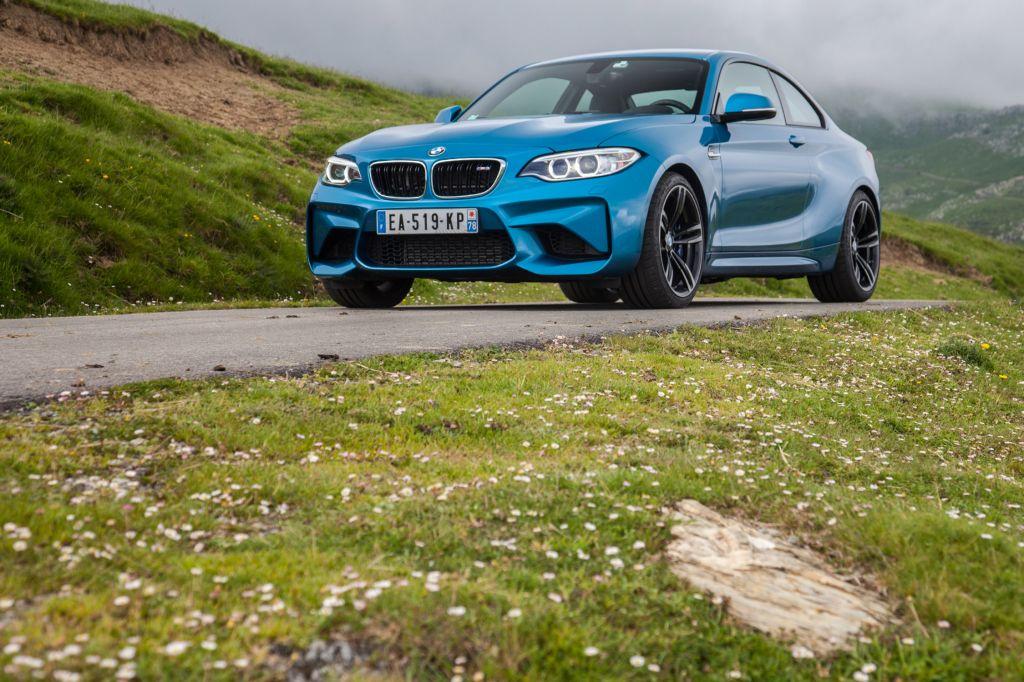 BMW M2 - Salon de Genève 2016.com