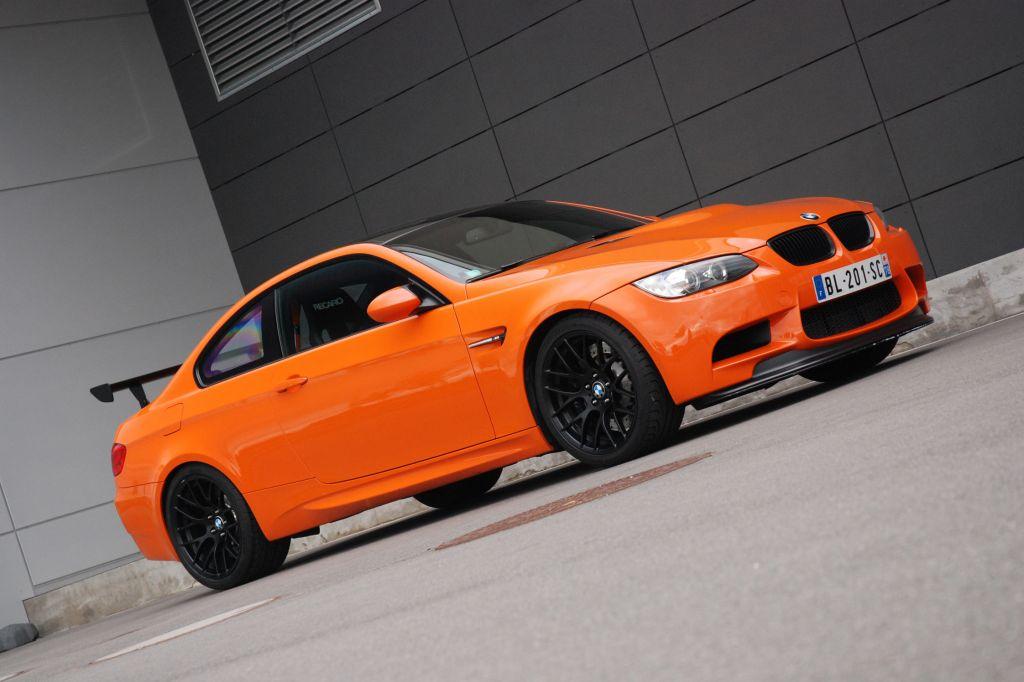 Essai BMW M3 GTS