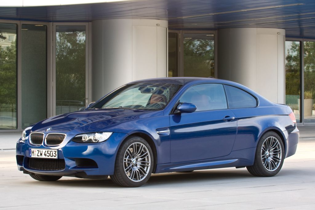 Essai BMW M3 (E92)