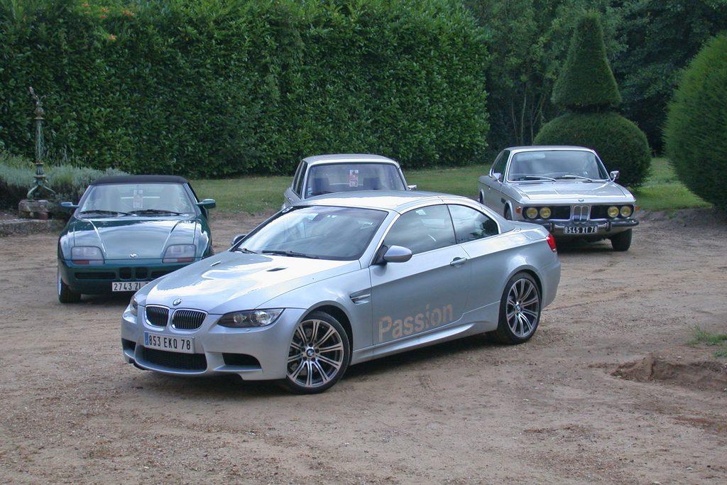 Essai BMW M3 Cabriolet