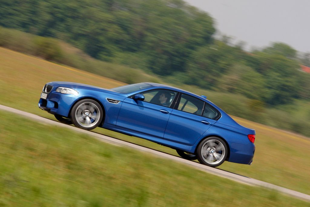 BMW M5 (F10) - Salon de Francfort 2011.com