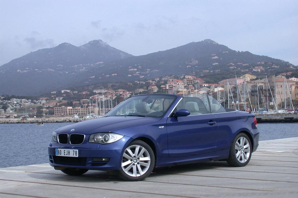 Essai BMW Série 1 Cabriolet