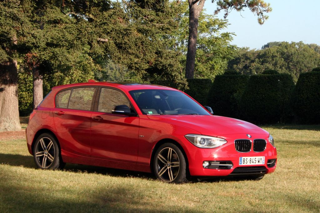Essai BMW 118i (F20)
