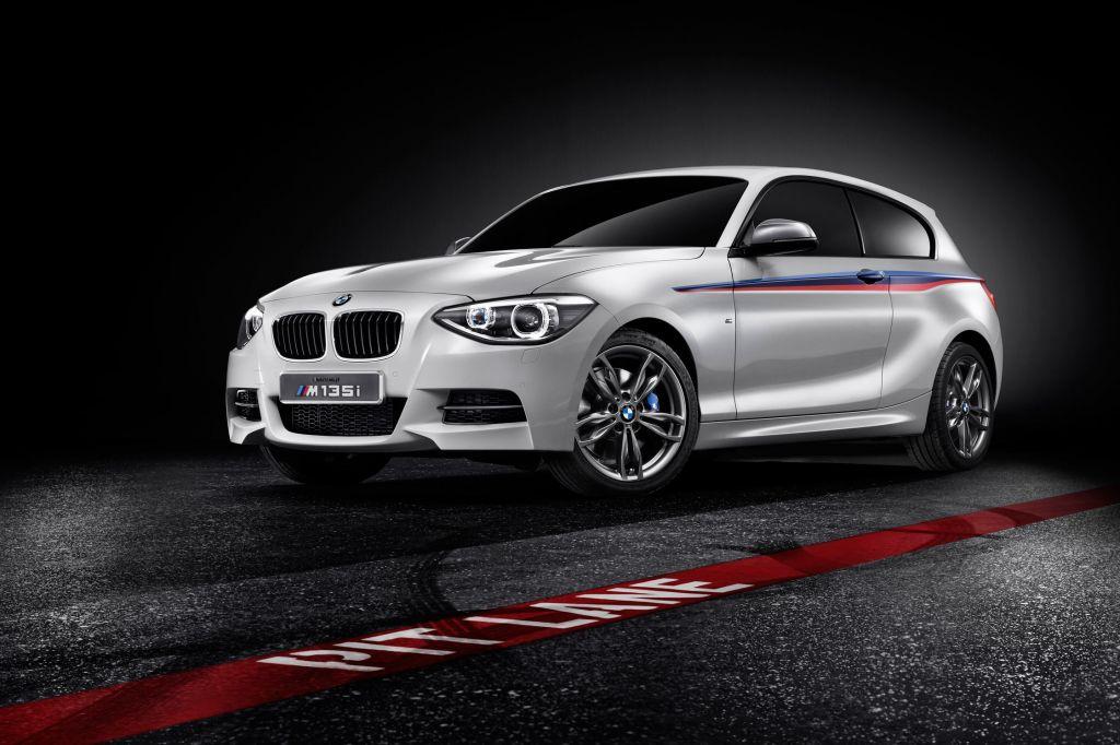 BMW M135i - Salon de Genève 2012.com