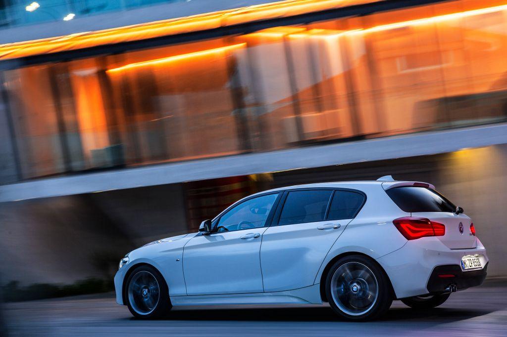BMW Série 1 restylée - Salon de Genève 2015.com