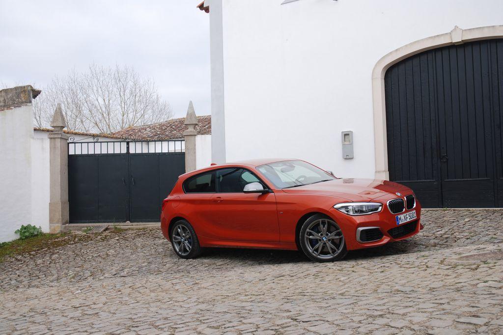 Essai BMW M135i restylée