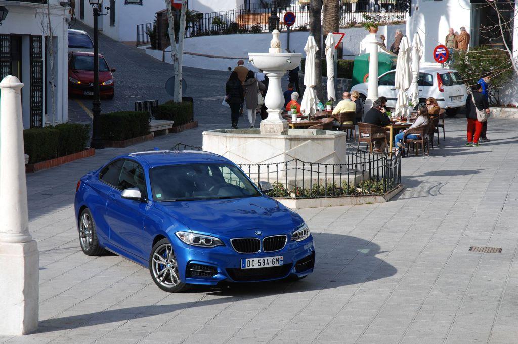 Essai BMW M235i coupé 326ch