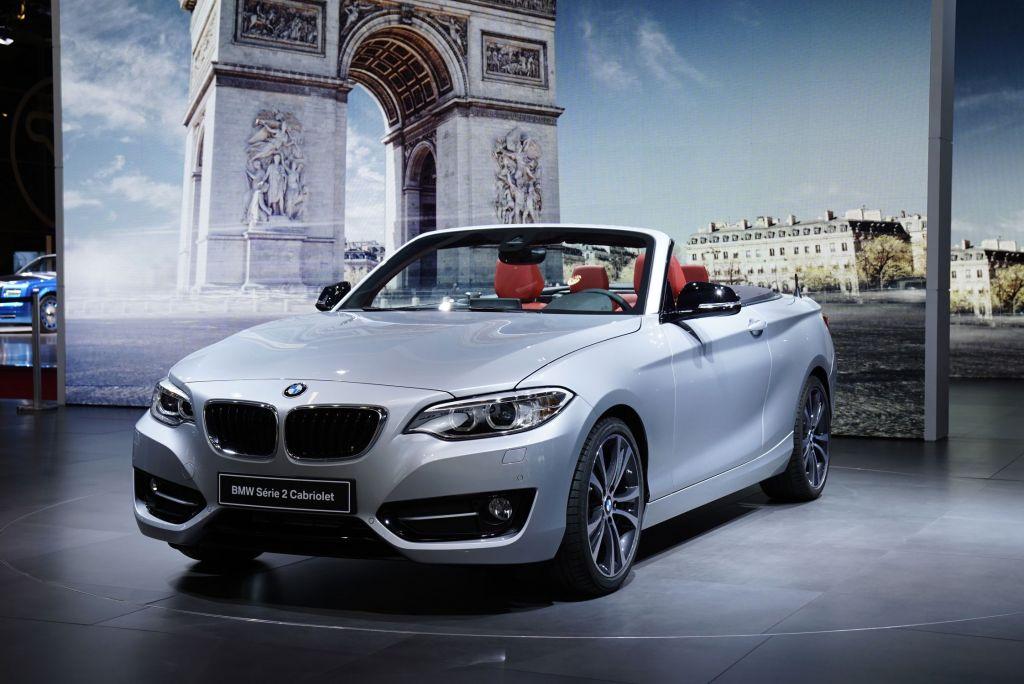 BMW Série 2 Cabriolet - Mondial de l'Automobile 2014.com