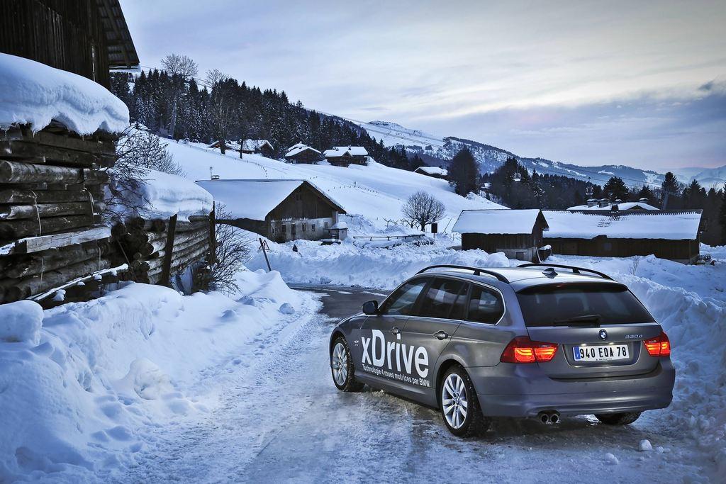 Essai BMW 330d xDrive Touring