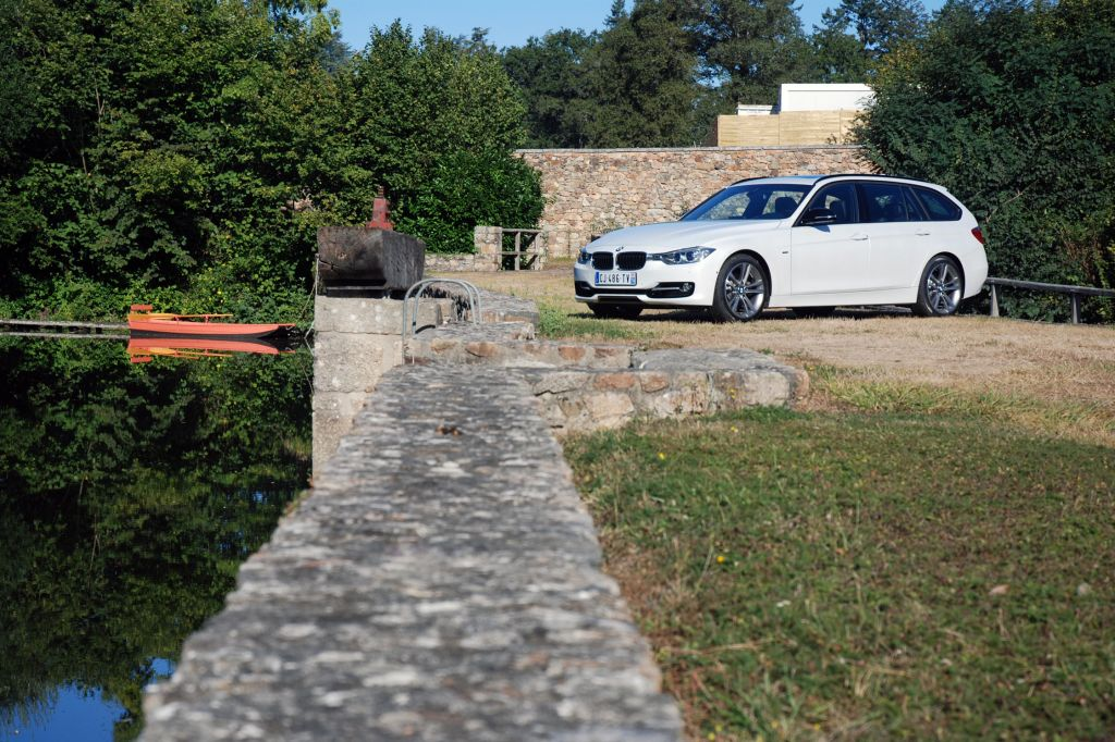 Essai BMW Série 3 Touring