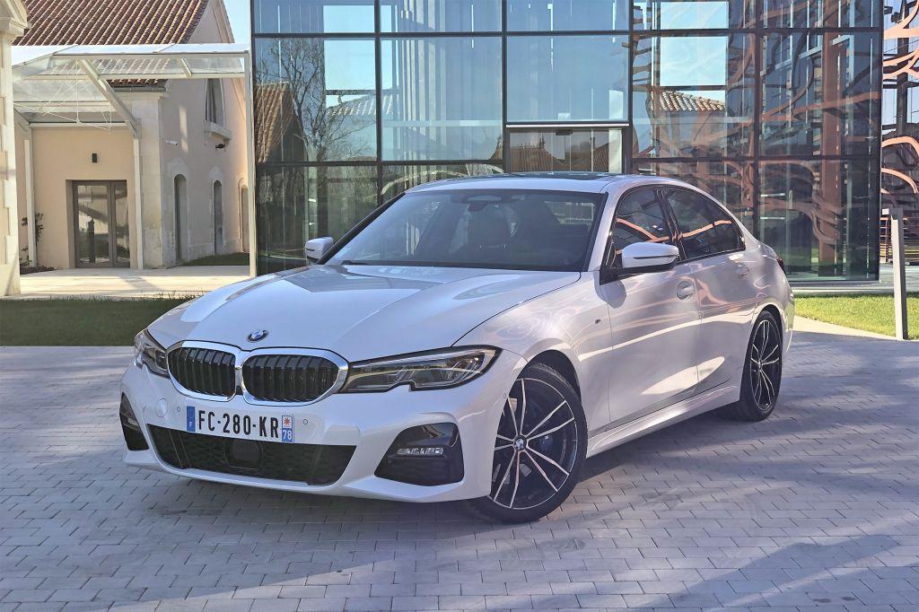 Essai BMW 330i (G20)
