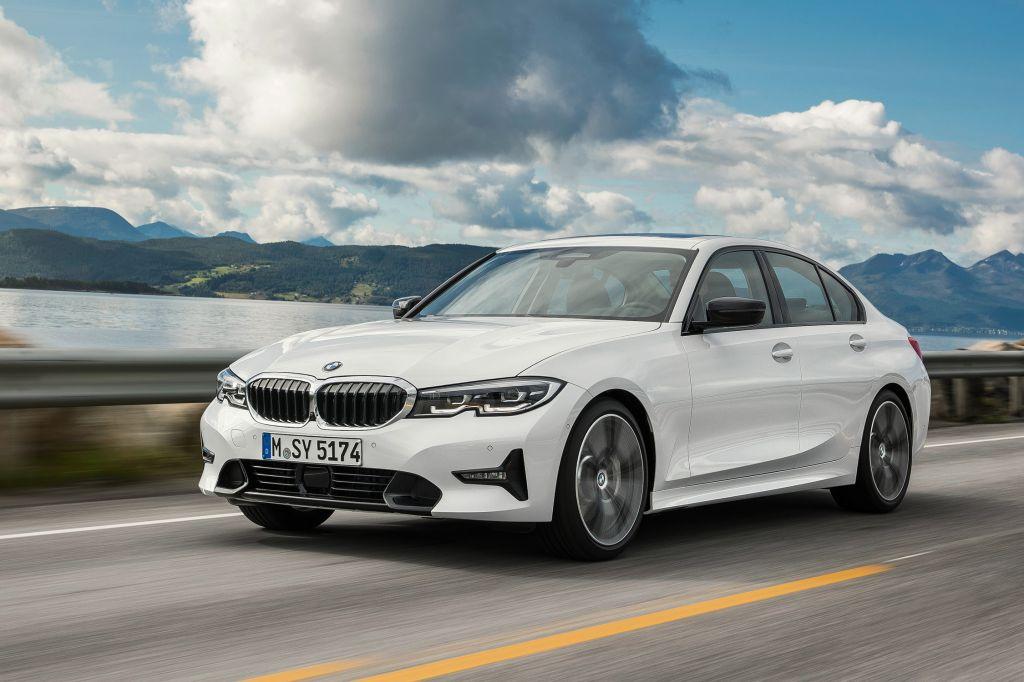 BMW Série 3 (G20) - Mondial de l'Automobile 2018.com