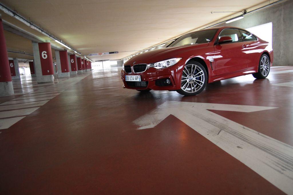 Essai BMW 435d xDrive