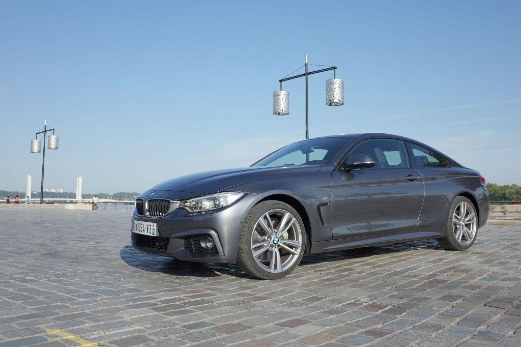 Essai BMW Série 4