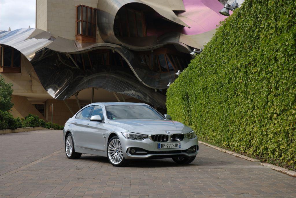 Essai BMW Série 4 Gran Coupé