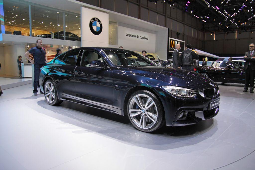 BMW Série 4 Gran Coupé - Salon de Genève 2014.com