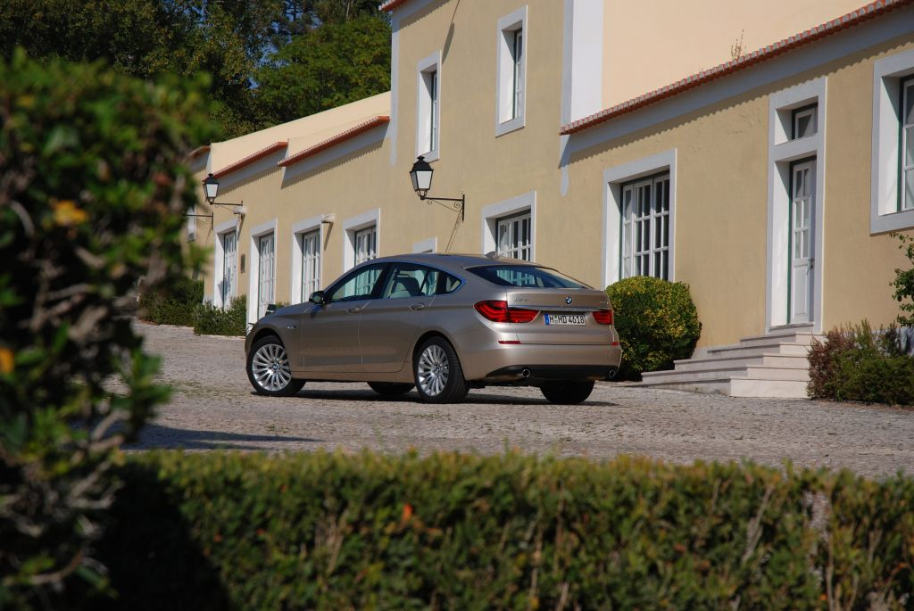 Essai BMW 535i Grand Turismo Exclusive