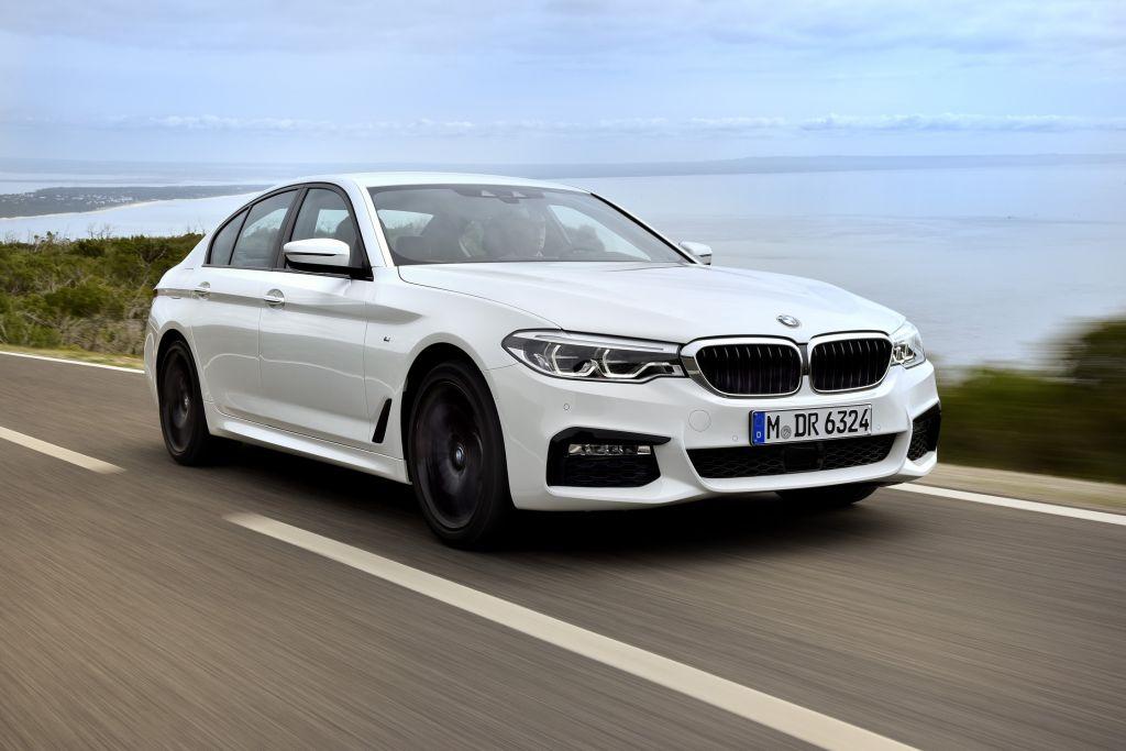 Essai BMW 540i xDrive