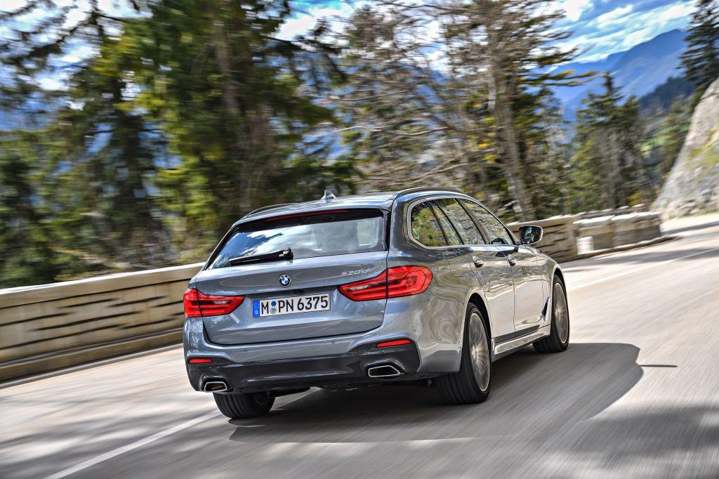 Essai BMW 530dA xDrive Touring M Sport