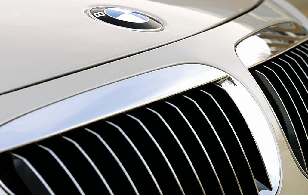 BMW série 6 cabriolet - Salon de Genève 2004.com