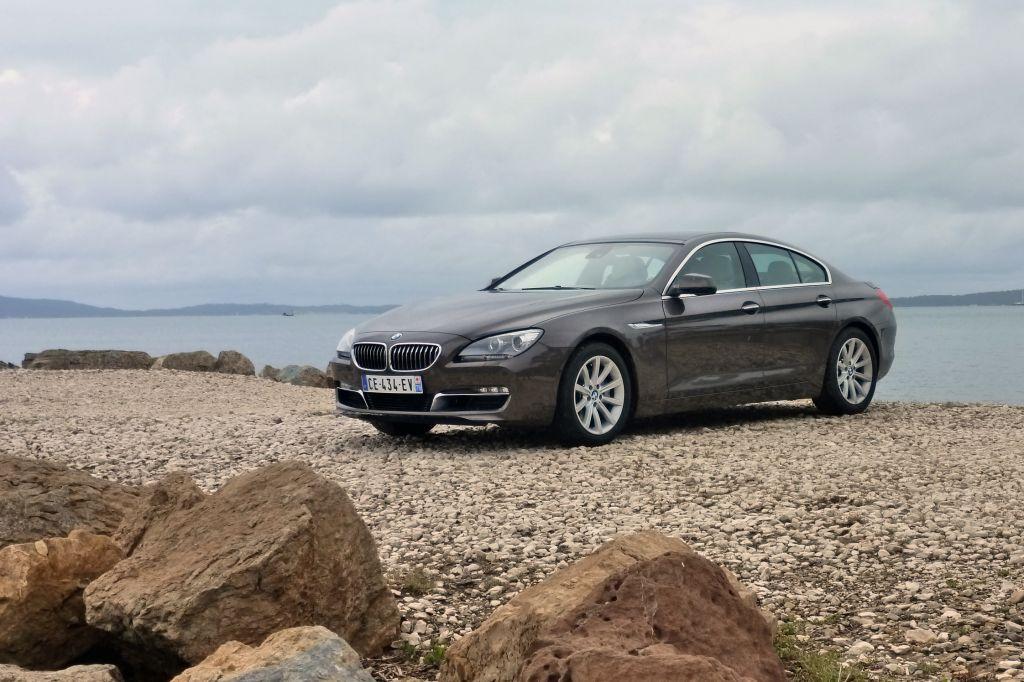 Essai BMW Série 6 Gran Coupé