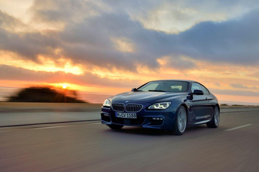 Essai BMW 650i Coupé