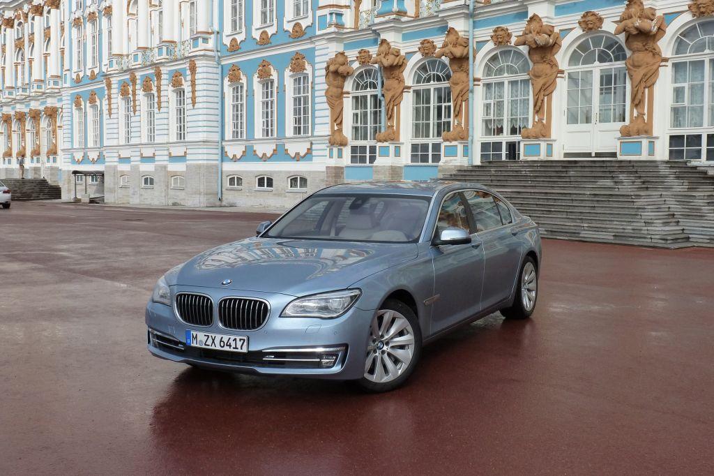 Essai BMW ActiveHybrid 7 L