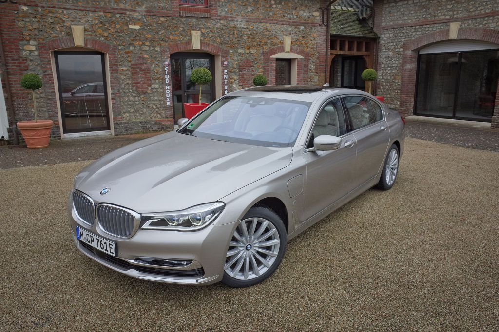 Essai BMW 740Le xDrive iPerformance