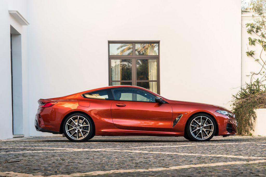 BMW Série 8 - Mondial de l'Automobile 2018.com