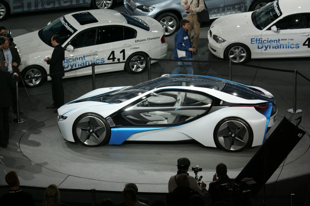 BMW Vision Efficient Dynamics - Salon de Francfort 2009.com