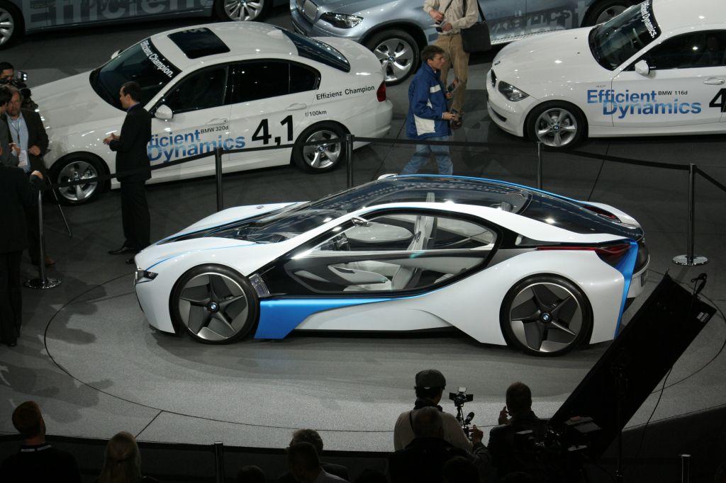 BMW Vision Efficient Dynamics - Salon de Francfort 2009.com