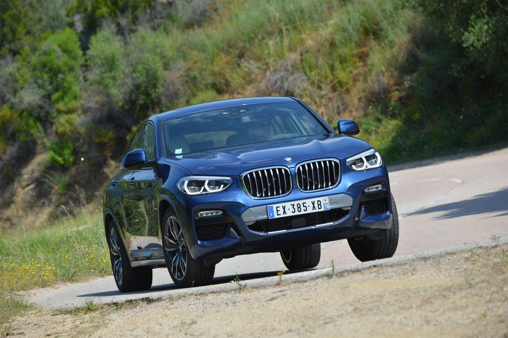 Essai BMW X4 xDrive 30i