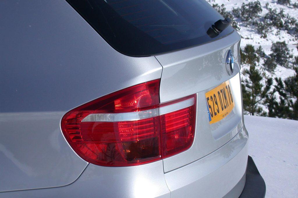 Essai BMW X5 3.0d