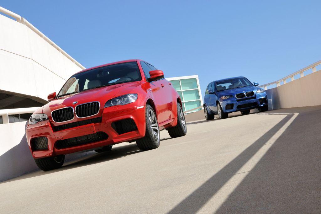 Essai BMW X5M