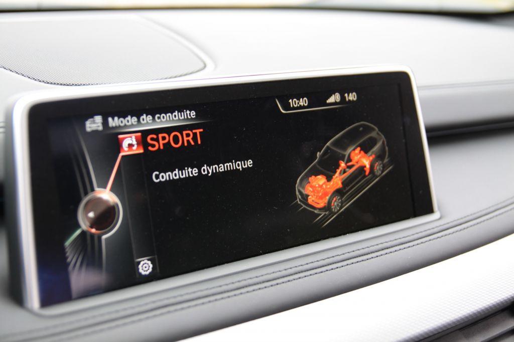 Essai BMW X5 M50d