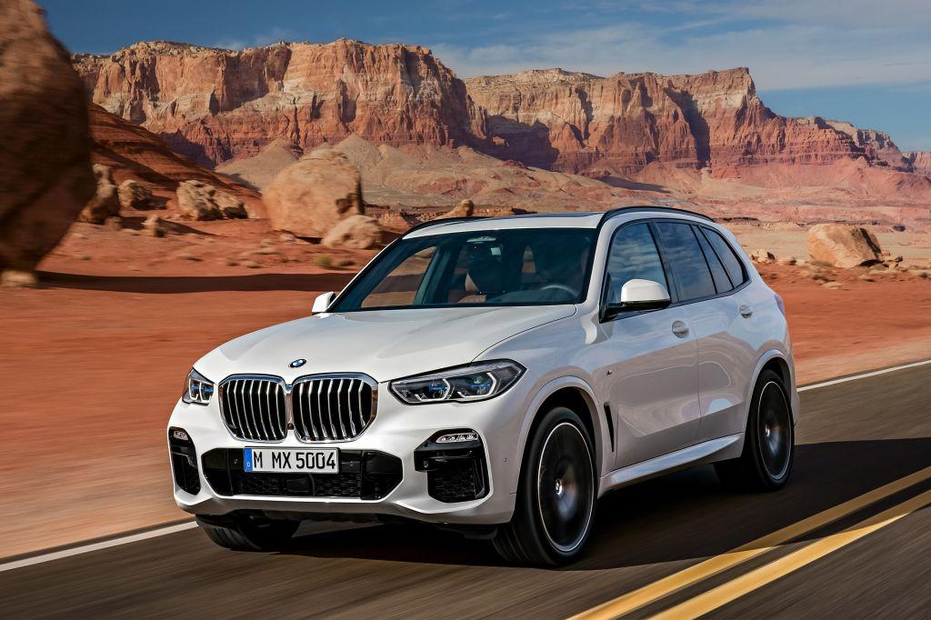 BMW X5 - Mondial de l'Automobile 2018.com