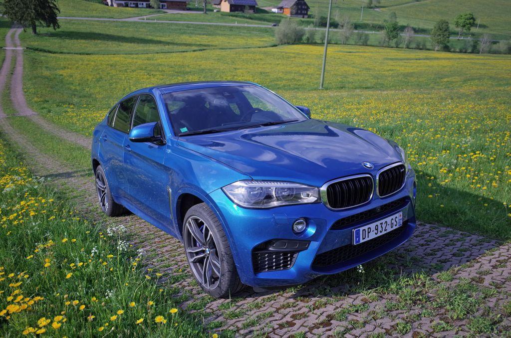 Essai BMW X6 M (F86)