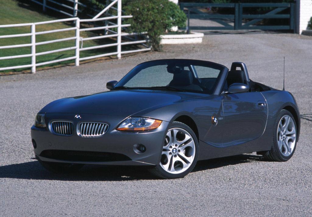 BMW Z4 - Mondial de Paris 2002.com