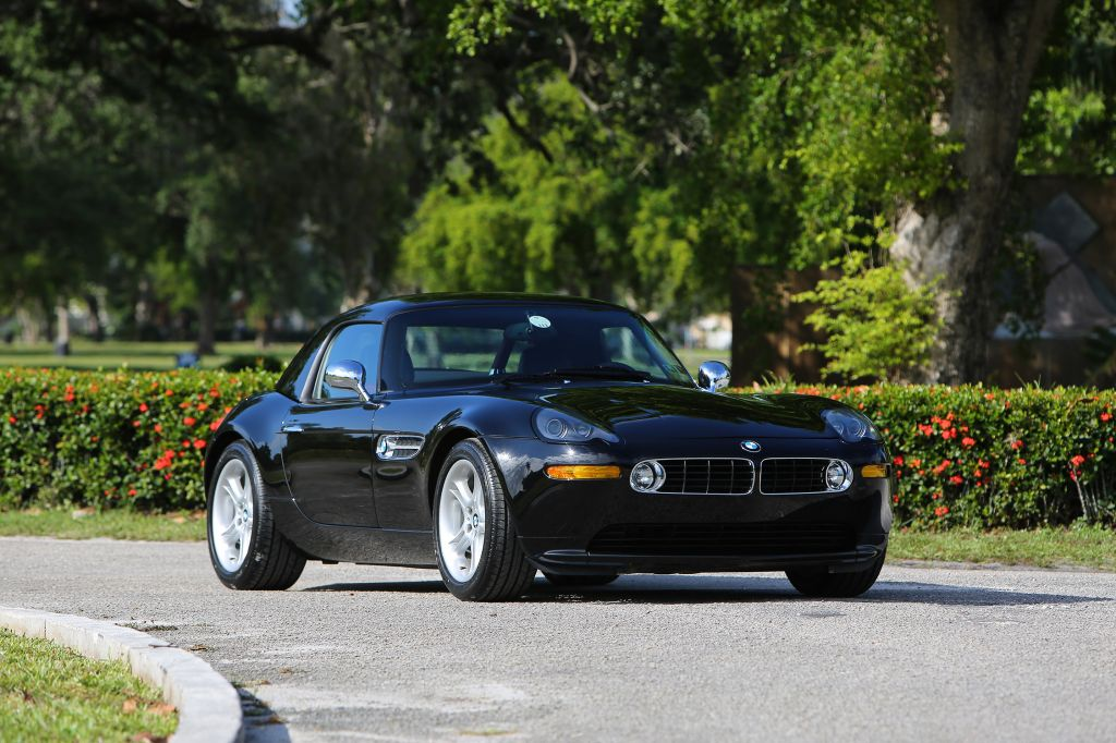 Essai BMW Z8