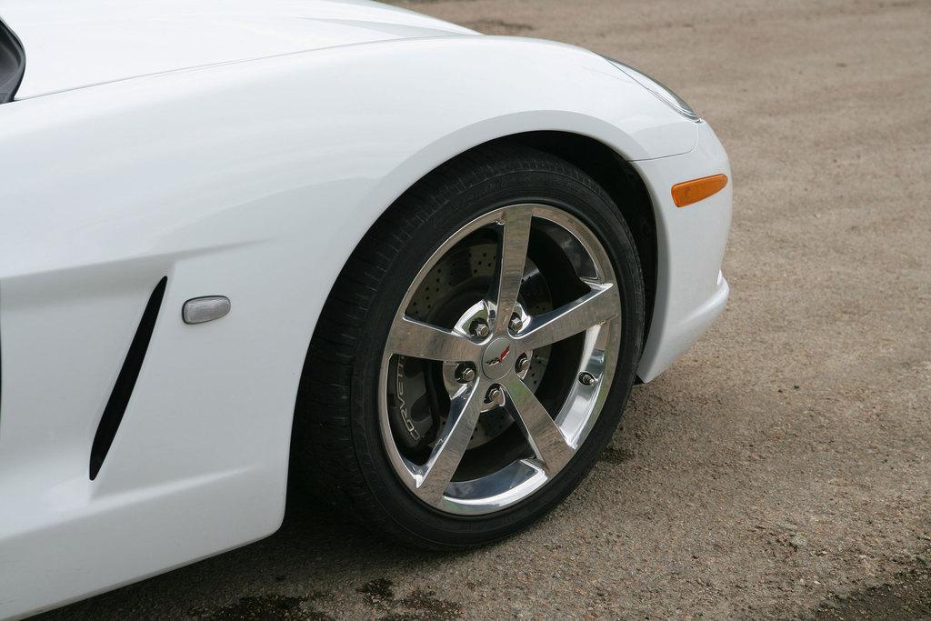 Essai CHEVROLET Corvette C6 LS3