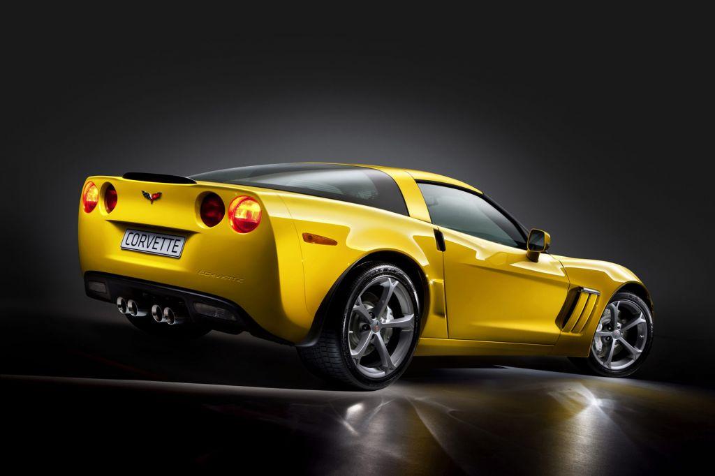 Essai CHEVROLET Corvette Grand Sport